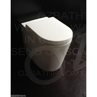 Floor Mounted Concealed Cistern Toilet Suite 542*360*400