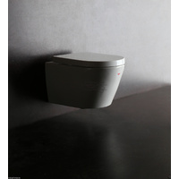 2155W Wall Hung toilet Pan 548*368mm