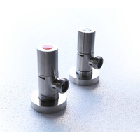 Stainless Steel Angle Valve / Lead-free