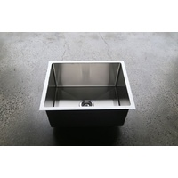Stainless Steel Kitchen Sink 580L* 450W* 220/280D