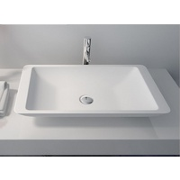 Square Solid Surface Basin 600*350*90mm