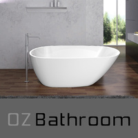 Freestanding Acrylic Ovel Bath tub-Local Pickup Only