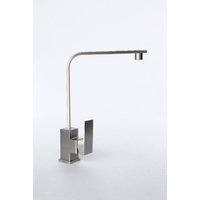 Swivel Stainless Steel Kitchen Tap 8021 / Lead-free IN & OUT
