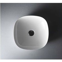 Super Slim Edge 375*375*120Vitreous China Porcelain above counter basin