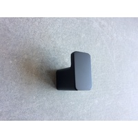 Matt black Square Robe hook, towel hook wall mount hanger