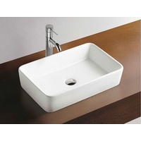 Porcelain Basin 600*375*135 for white bathroom