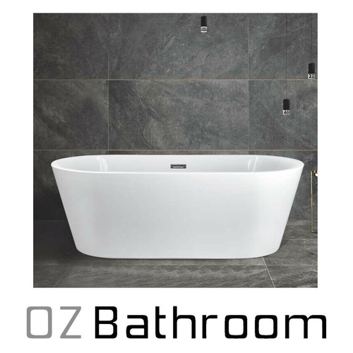 Brisbane Local Pick Up!!Slim edge Japanese Acrylic Free Standing Bath Tub 1700x800x580mm