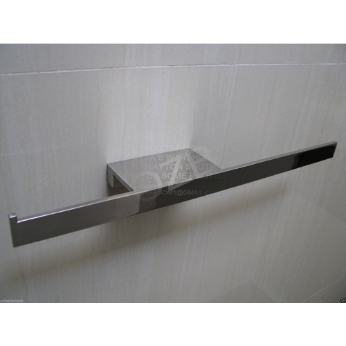 toilet paper holder/polish/long full size